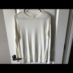 NWT Target Brand A New Day Cream Crew-neck Sweater